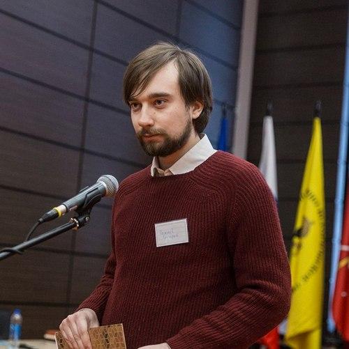 Григорий Оханов